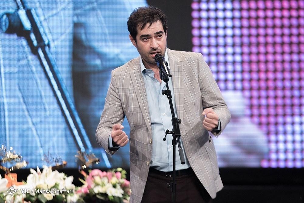 شهاب حسینی بازیگر نقش قباد در سریال شهرزاد