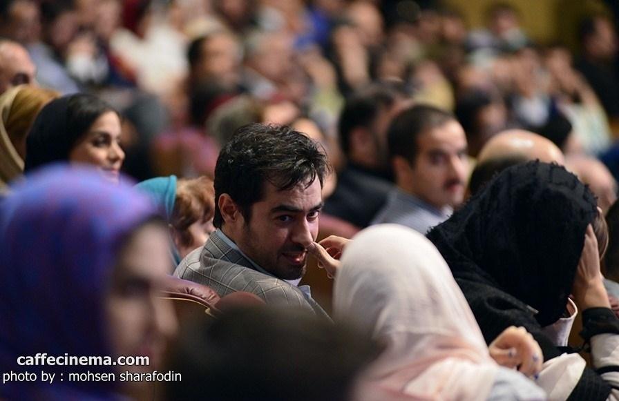 جدیدترین عکس شهاب حسینی دراردیبهشت 95