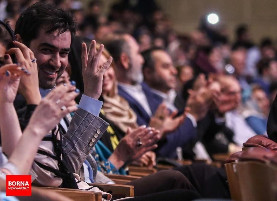عکس دیدنی شهاب حسینی