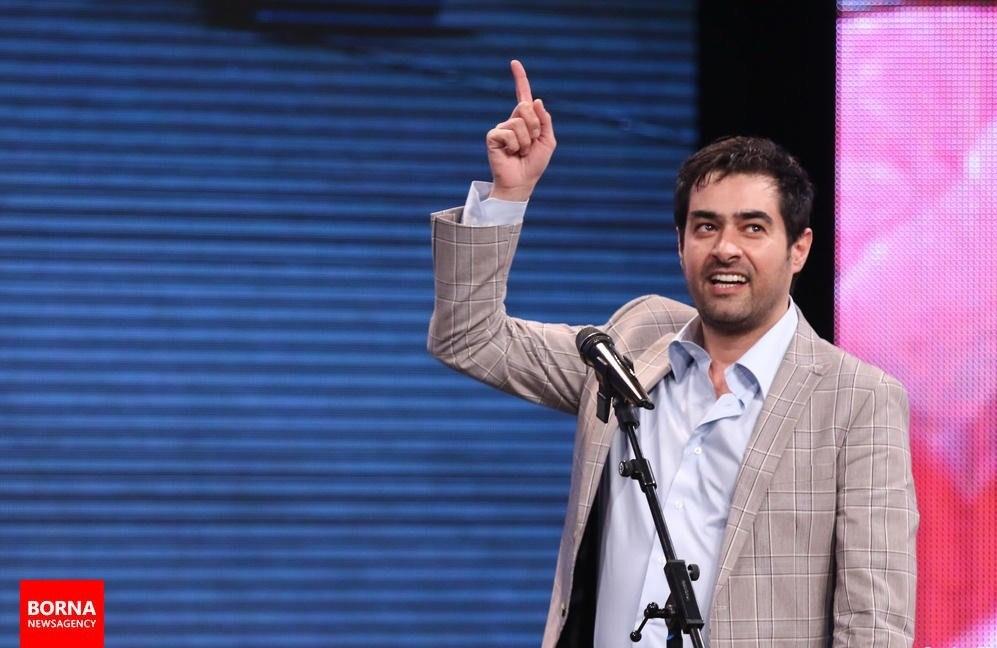 لحظه خوشحالی شهاب حسینی به سبک خسرو شکیبایی