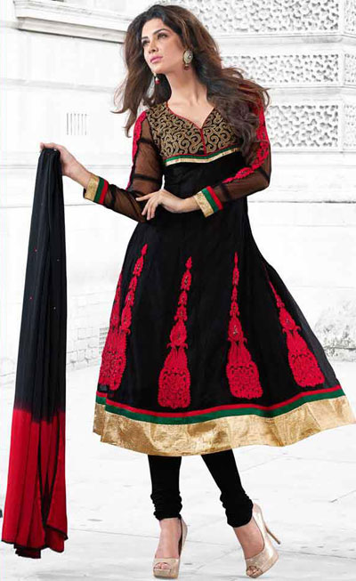 جدیدترین مدل های لباس هندی 2016