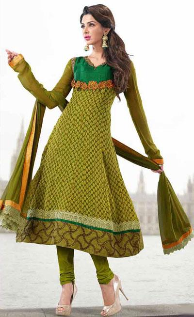 مدلهای لباس هندی