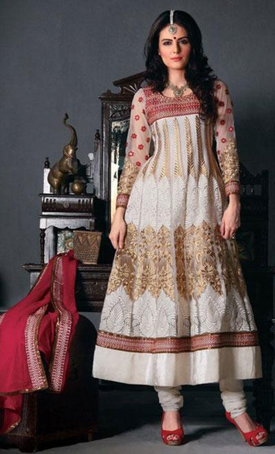 شیک ترین مدلهای لباس هندی