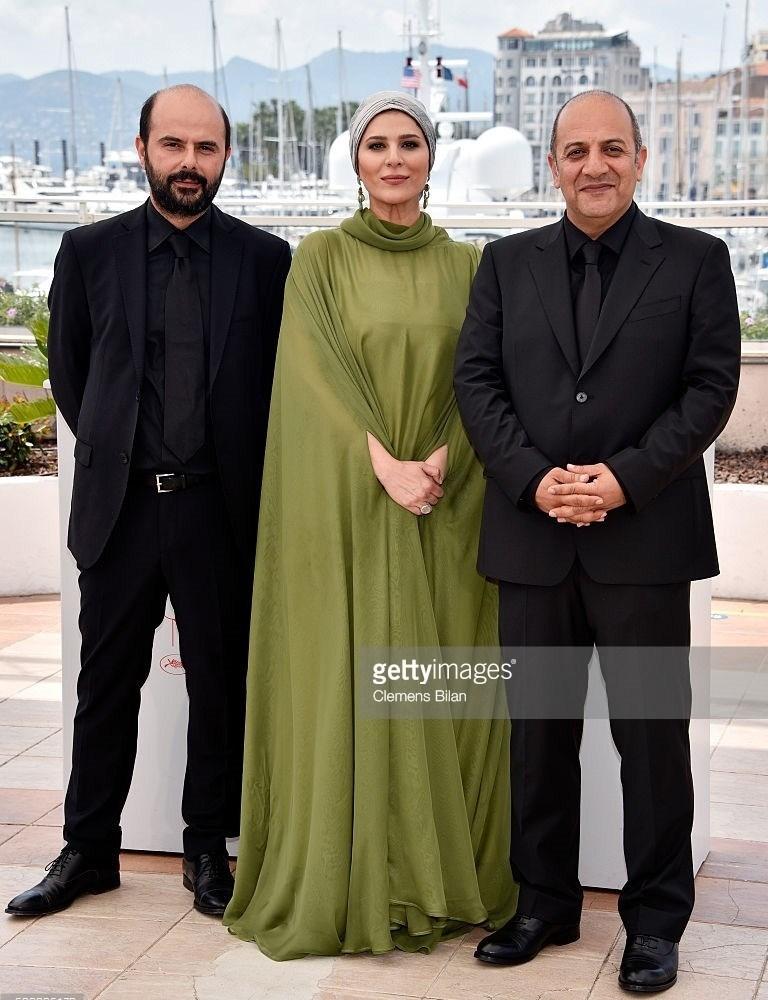 بهنام بهزادی ، سحر دولتشاهی ، علی مصفا ، فرش قرمز فیلم وارونگی