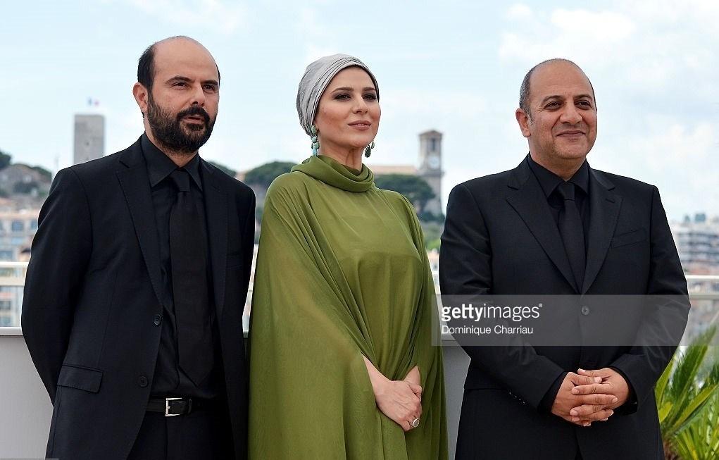 بهنام بهزادی ، سحر دولتشاهی ، علی مصفا ، جشنواره فیلم کن 2016