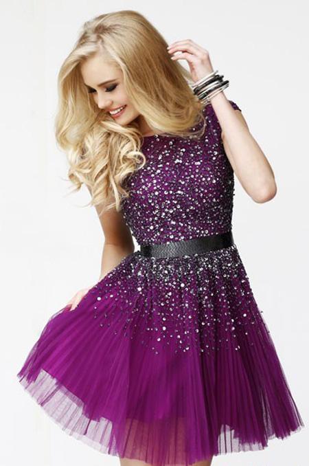 مدل های جدید لباس مجلسی دخترانه