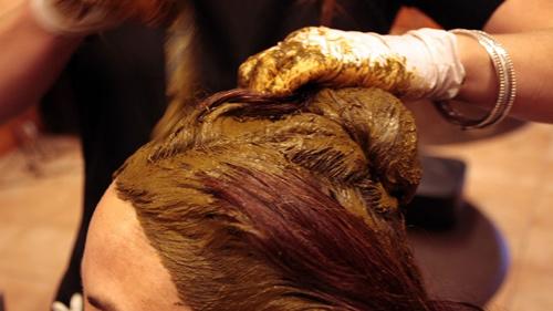 ماسک هایی که مو را سیاه می کند