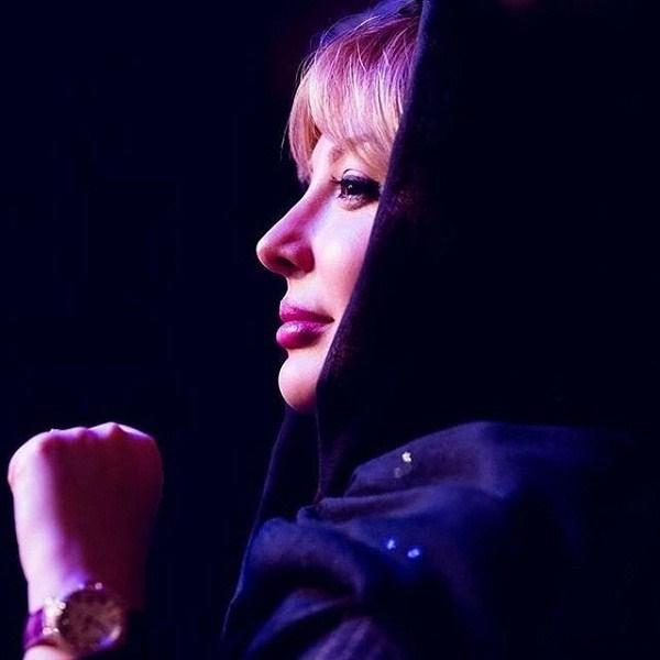 عکسهای نیوشا ضیغمی در کنسرت بهنام صفوی