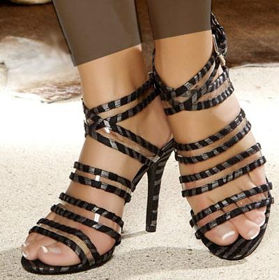 شیک ترین مدلهای کفش پاشنه بلند دخترانه