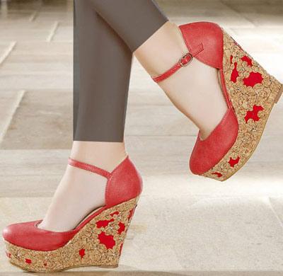 مدل جدید کفش پاشنه بلند