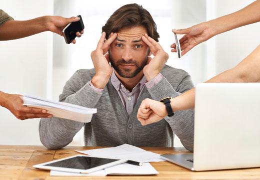 چرا این قدر استرس؟!