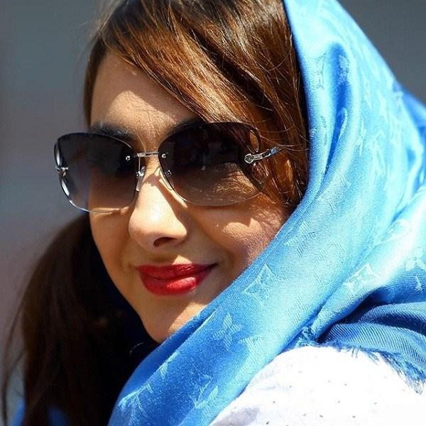 جدیدترین عکسهای هانیه توسلی خرداد ۹۵