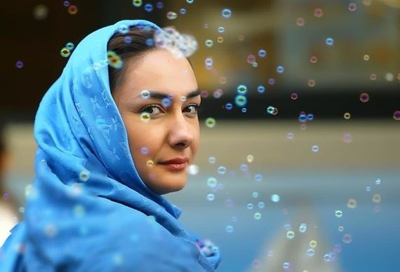عکسهای خرداد 95 هانیه توسلی