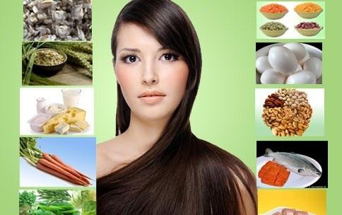 با این غذاها سالم ترین موها را داشته باشیم