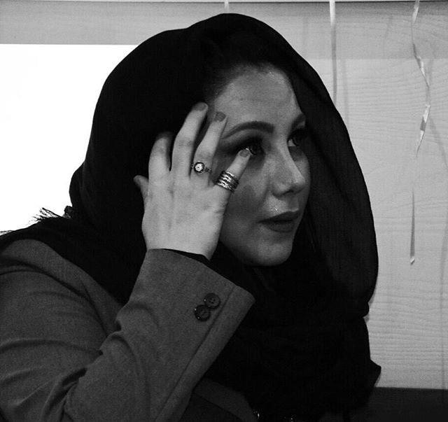 عکس جدید بهنوش بختیاری در خرداد 95