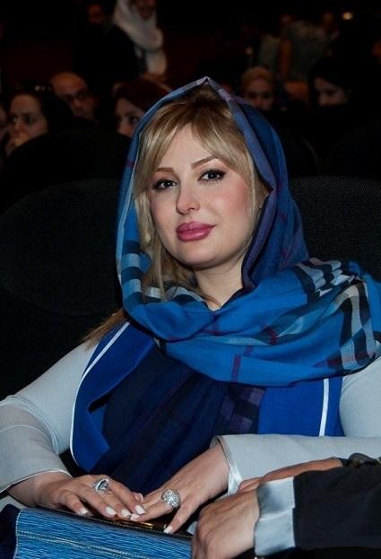 جدیدترین عکسهای نیوشا ضیغمی در خرداد ۹۵