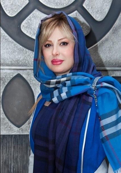 عکسهای نیوشا ضیغمی در جشنواره موسیقی کُردی