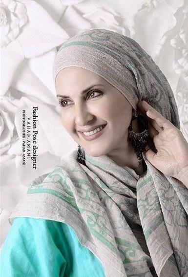 عکسهای جدید و آتلیه ای فاطمه گودرزی خرداد 95