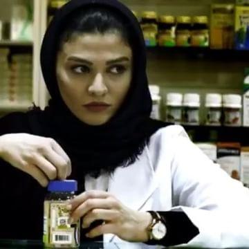 سیما خضرابادی در سریال اسپرین