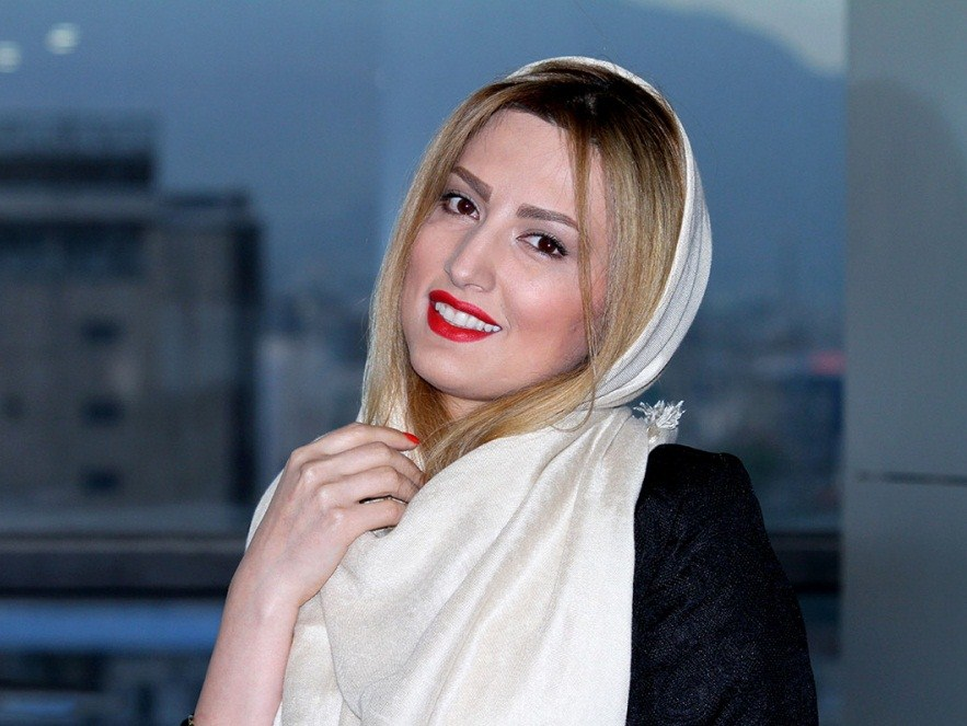 سمیرا حسینی در افتتاحیه مستند دره ستارگان