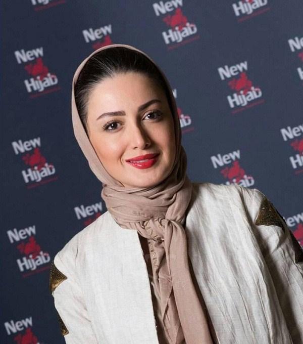 عکسهای جدید شیلا خداداد در فروشگاه نیو حجاب