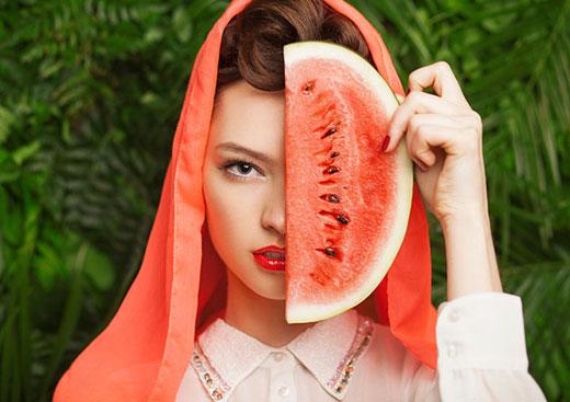 ماسک جادویی هندوانه