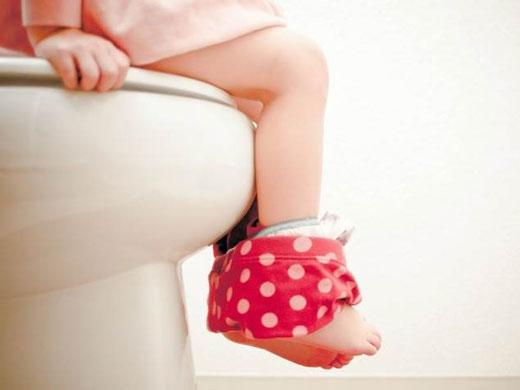 3 روزه توالت رفتن را به کودک خود بیاموزید