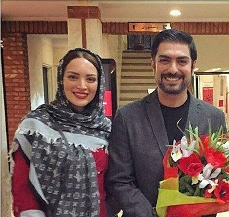 عکسهای بهنوش طباطبایی و همسرش مهدی پاکدل در کنسرت علی زند وکیلی