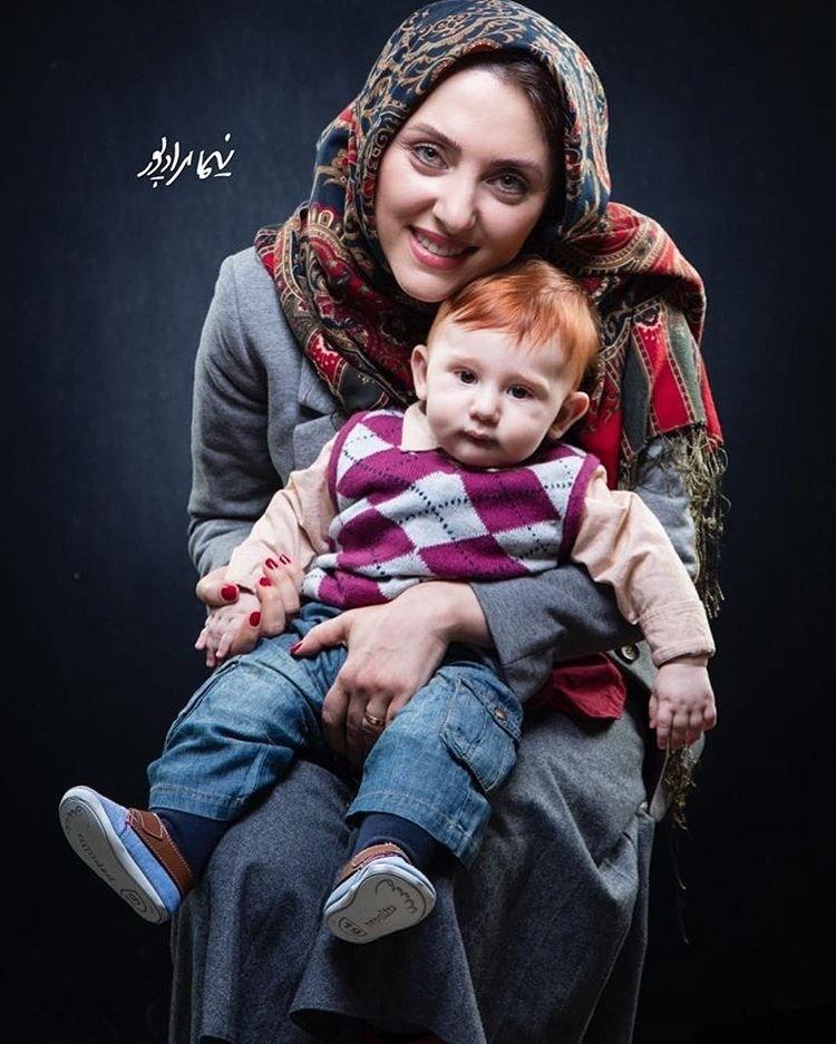عکسهای جدید مهسا کرامتی در خرداد 95