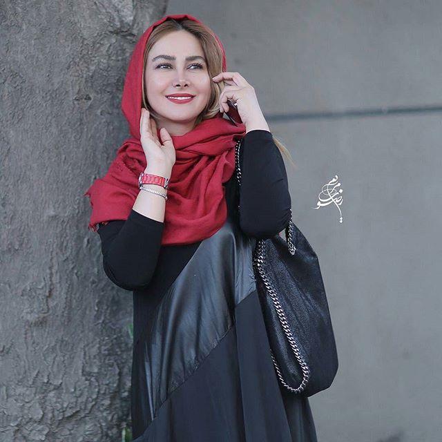 جدیدترین عکسهای آنا نعمتی در خرداد 95