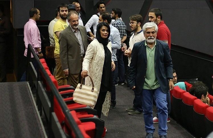 عکس عاطفه رضوی و همسرش حسین پاکدل