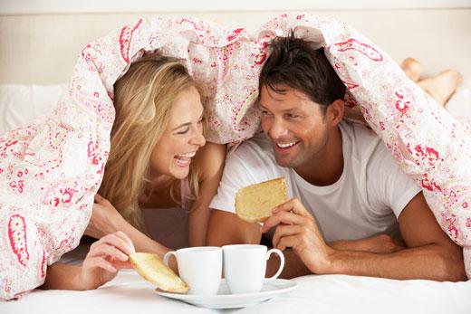 نقش تغذیه در روابط زناشویی