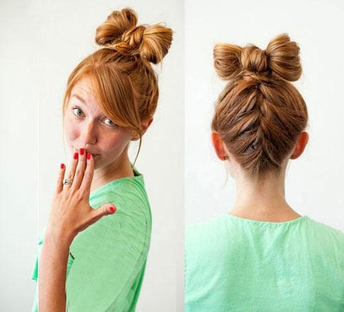 با انواع آرایش مو و عارضه های آن آشنا شوید