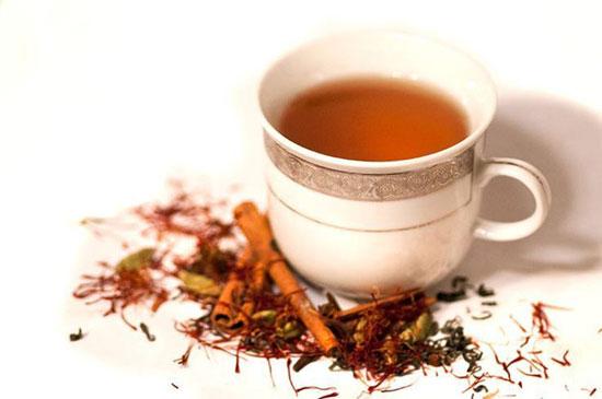 متابولیسم بدن را با چای زعفران بالا ببرید