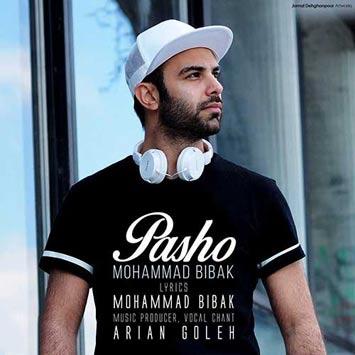 دانلود آهنگ جدید محمد بی باک به نام پاشو
