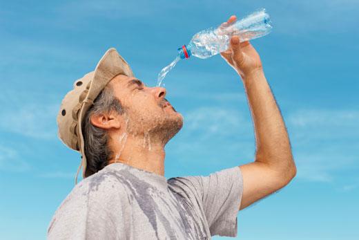 حواستان به آب بدنتان هست؟