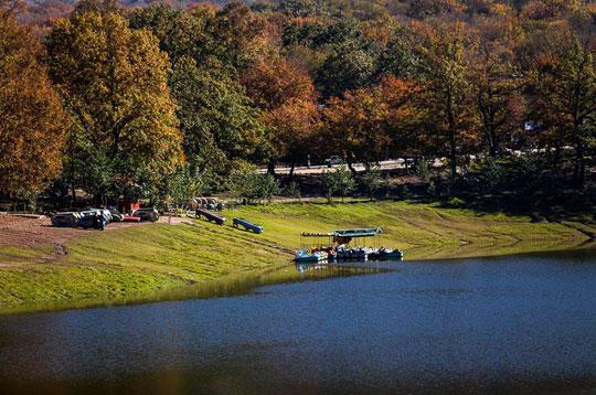 مجموعه تاریخی عباس آباد؛ باغی حیرت آور بر روی آب و تپه