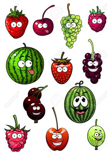 طنز؛ میوه ها و خواص باورنکردنی شان!