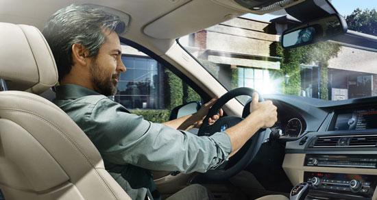 چگونه بدون کمر درد رانندگی کنیم؟