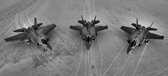 F-35 لاکهید مارتین، برترین جنگنده حال حاضر جهان