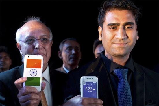 گوشی ۴ دلاری ساخت هند ۱۰ تیر ماه وارد بازار می شود