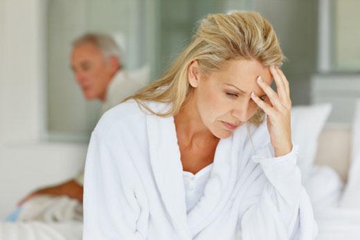 علل سرد مزاجی یا کاهش میل جنسی در خانم ها