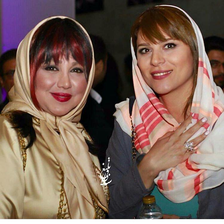 عکس سحر دولت شاهی و بهنوش بختیاری