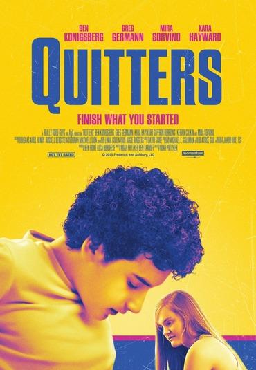 دانلود فیلم Quitters 2015