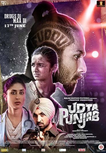 دانلود فیلم Udta Punjab 2016