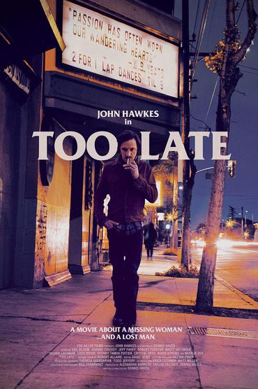دانلود فیلم Too Late 2015