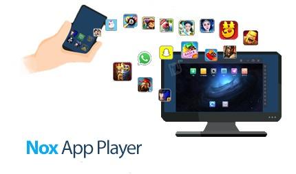 دانلود Nox App Player - نرم افزار شبیه سازی محیط اندروید در ویندوز
