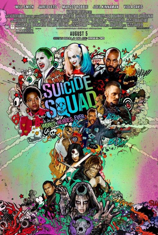 دانلود فیلم Suicide Squad 2016