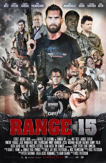دانلود فیلم Range 15 2016