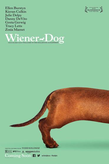 دانلود فیلم Wiener-Dog 2016
